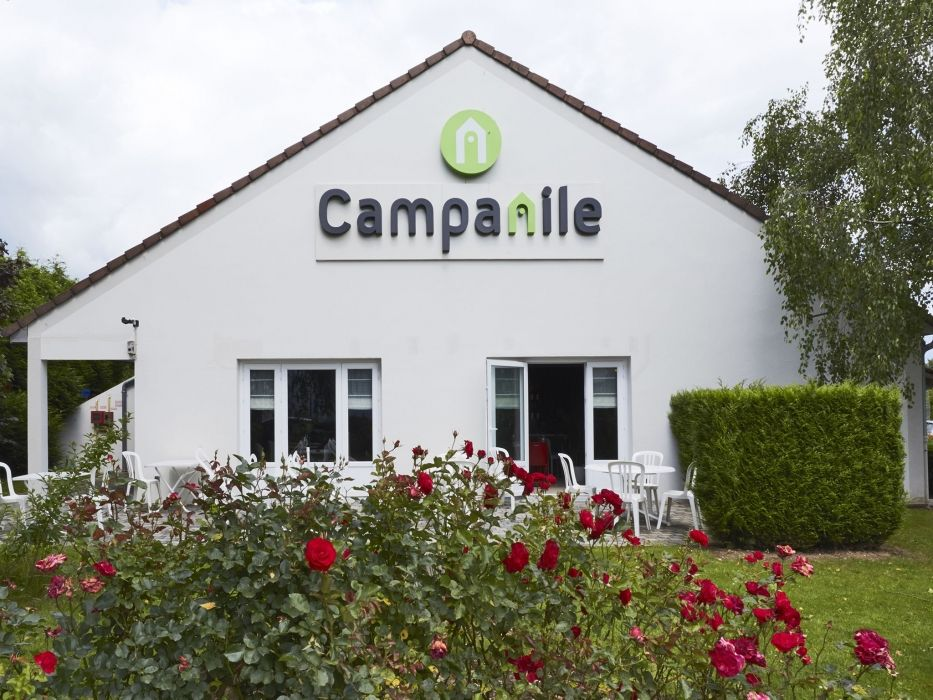Hotel Restaurant Campanile Beauvais Beauvais France