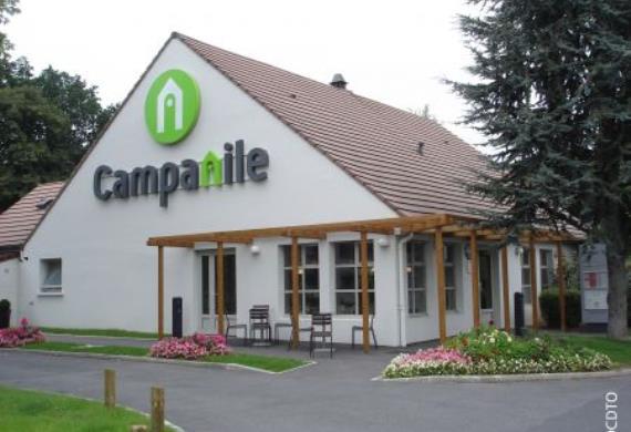 Chantilly - Campanile - extérieur
