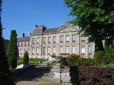 H tel de ville - Office de tourisme de soissons ...