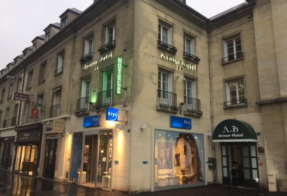 Armor-Hôtel