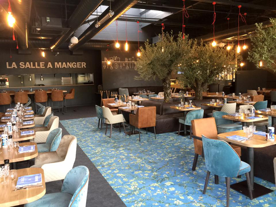 Les restaurants amiens la festive amiens office de for Restaurant la salle a manger tunis