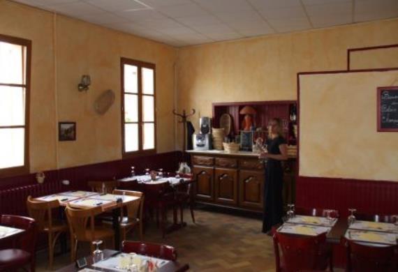 Le Relais Champenois_salle
