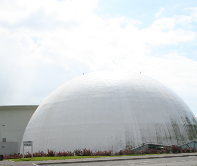 Loisirs yourtes listing for Piscine le dome laon