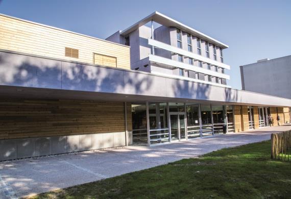 Centre Sarcus - Extérieur