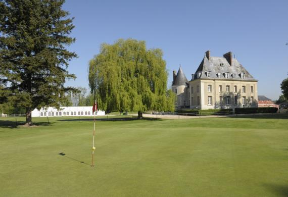 ASC - GOLF COUNTRY CLUB - CHATEAU DE BERTICHERES - CHAUMONT EN VEXIN (2)
