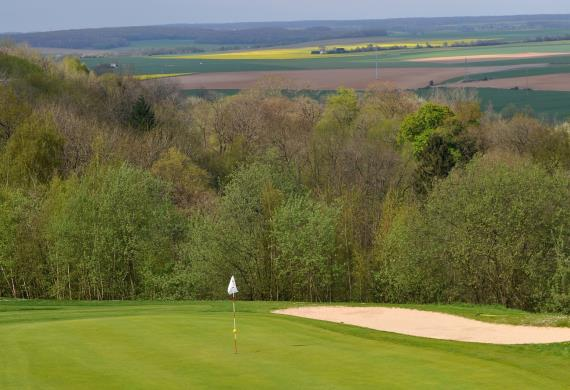 ASC - GOLF COUNTRY CLUB - CHATEAU DE BERTICHERES - CHAUMONT EN VEXIN (4)