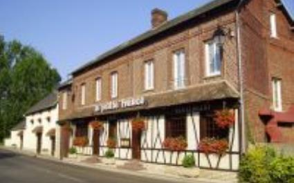 Restaurants oise tourisme - Hostellerie de la porte bellon senlis france ...
