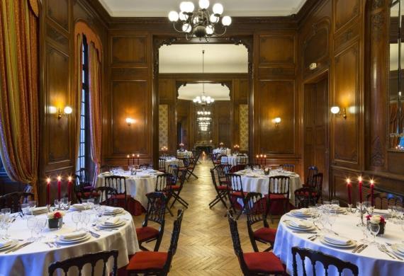 Château de Montvillargenne_Gouvieux_restaurant