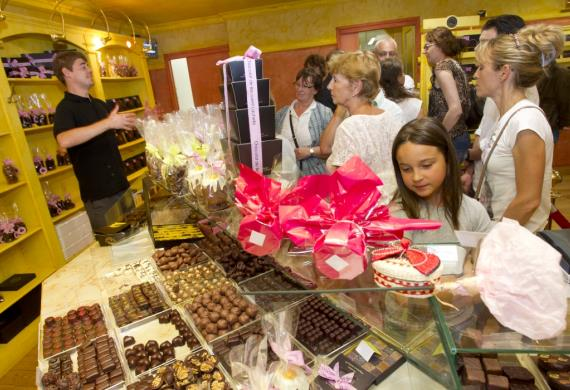 Chocolaterie Lachelle - boutique