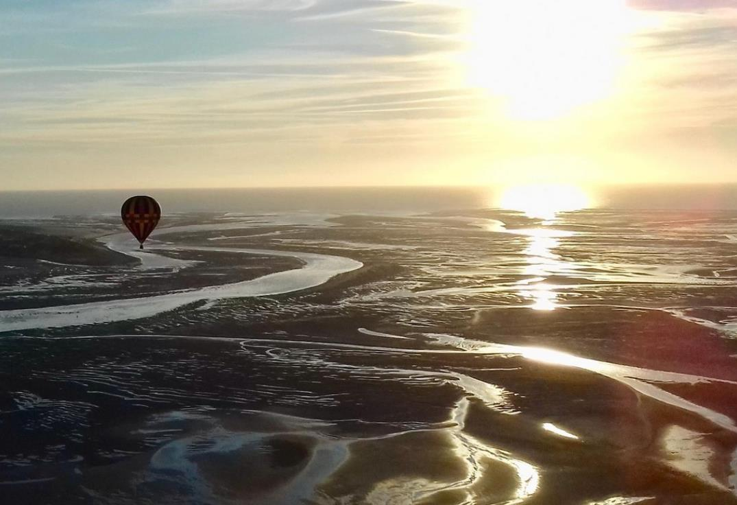 CoucherdeSoleil-BaiedeSomme-AmiensBalloon