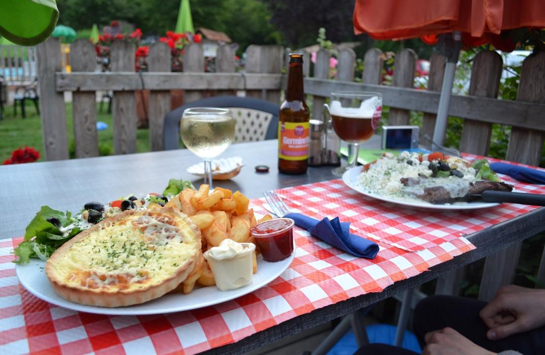 Brasserie Camping le Val de Trie