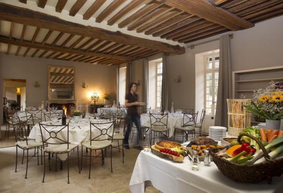 Domaine de Rebetz_restaurant_salle