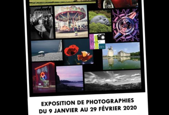 affiche expo club photo 2020