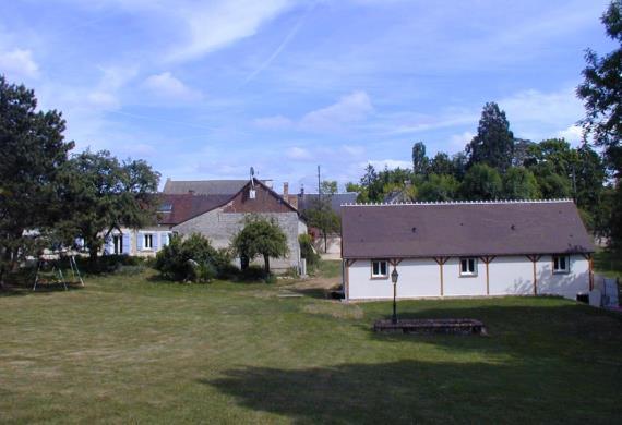 LACHAPELLE-SAINT-PIERRE La grange de Richemont
