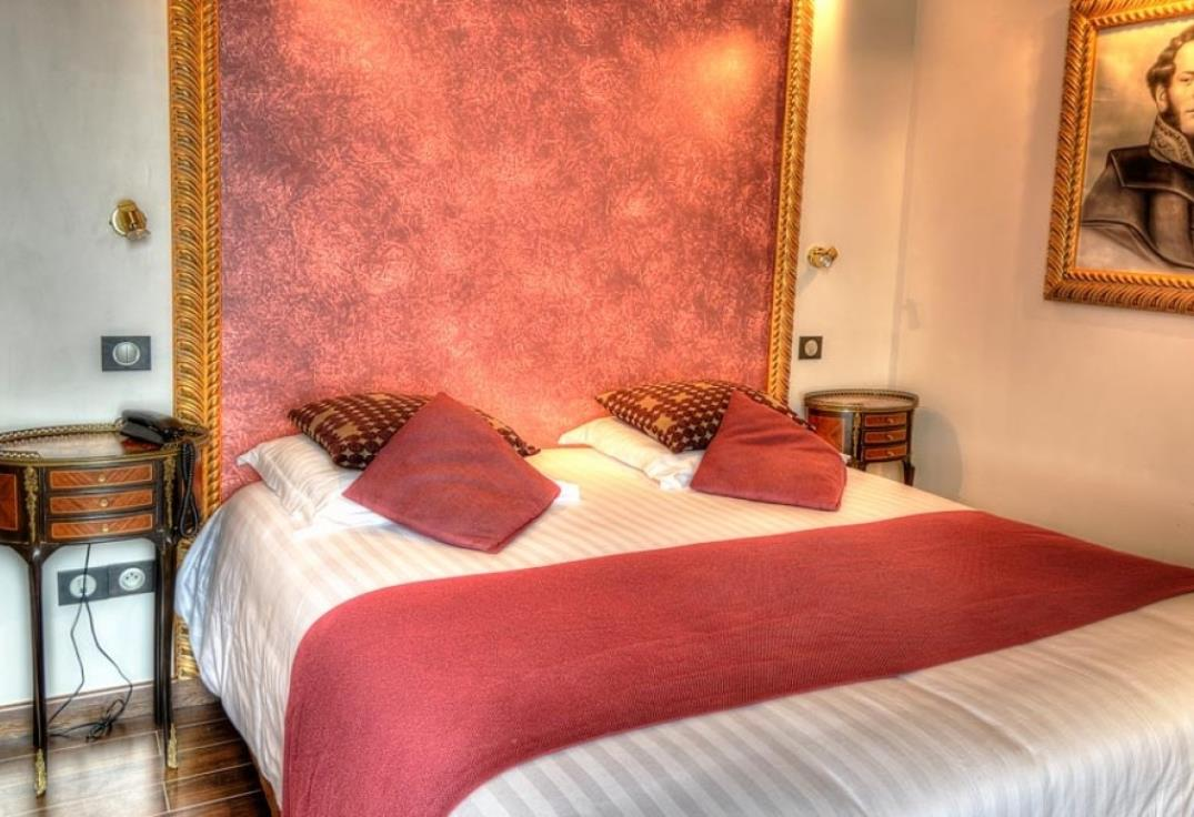 VillaAultia Hotel_ch Confort4_Ault_Somme_Picardie