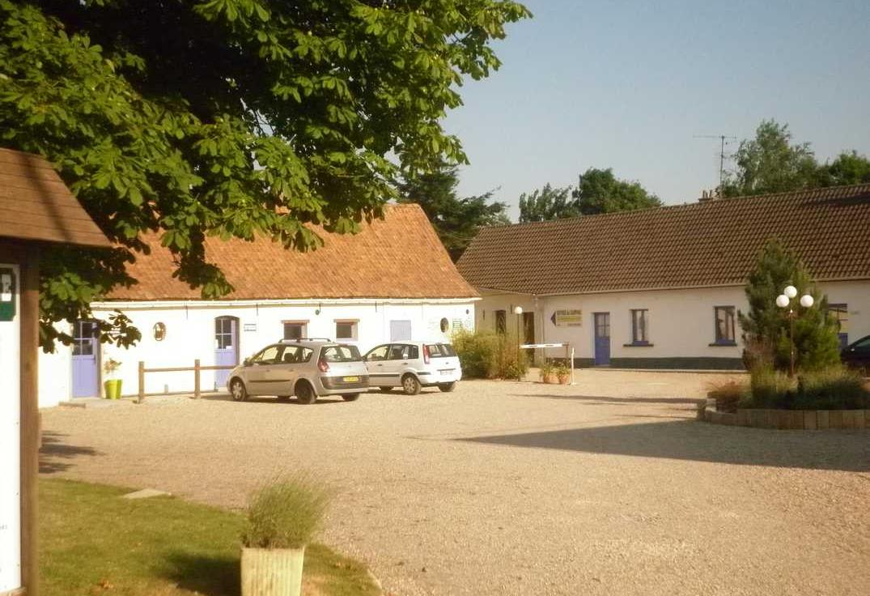 Camping La Verte Prairie_entrée_Forest Montiers_Somme_Picardie
