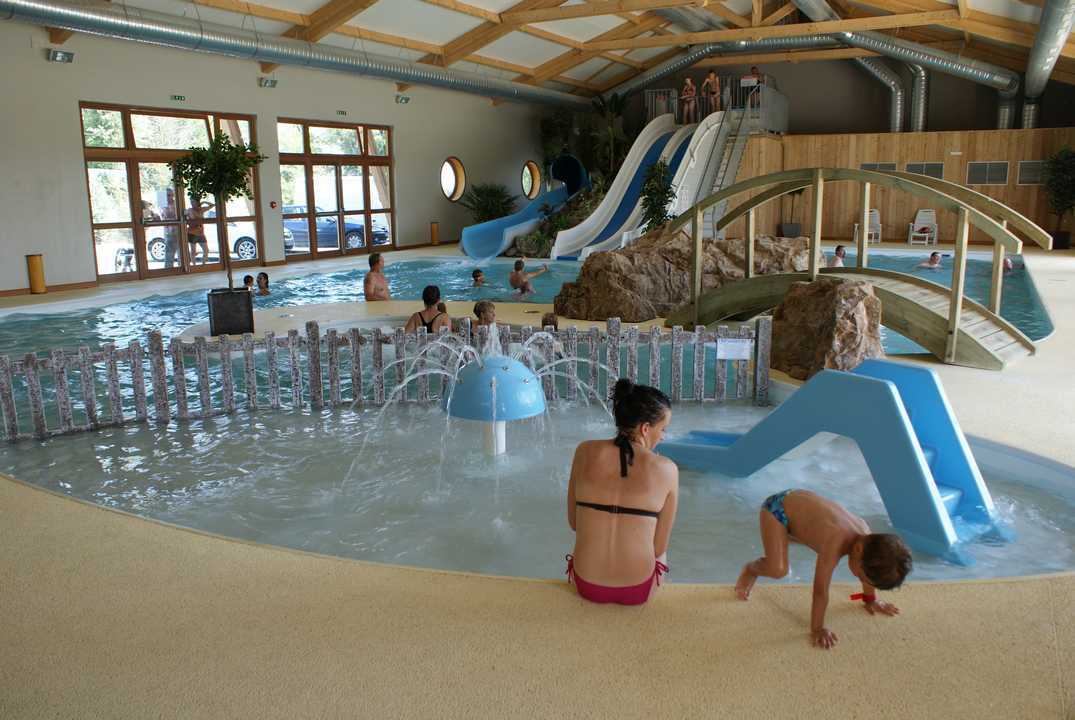 Camping le champ neuf terrain de camping class saint for Piscine jean bouin st quentin