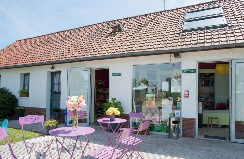 Yelloh Village Le Ridin_reception_Le Crotoy_Somme_Picardie