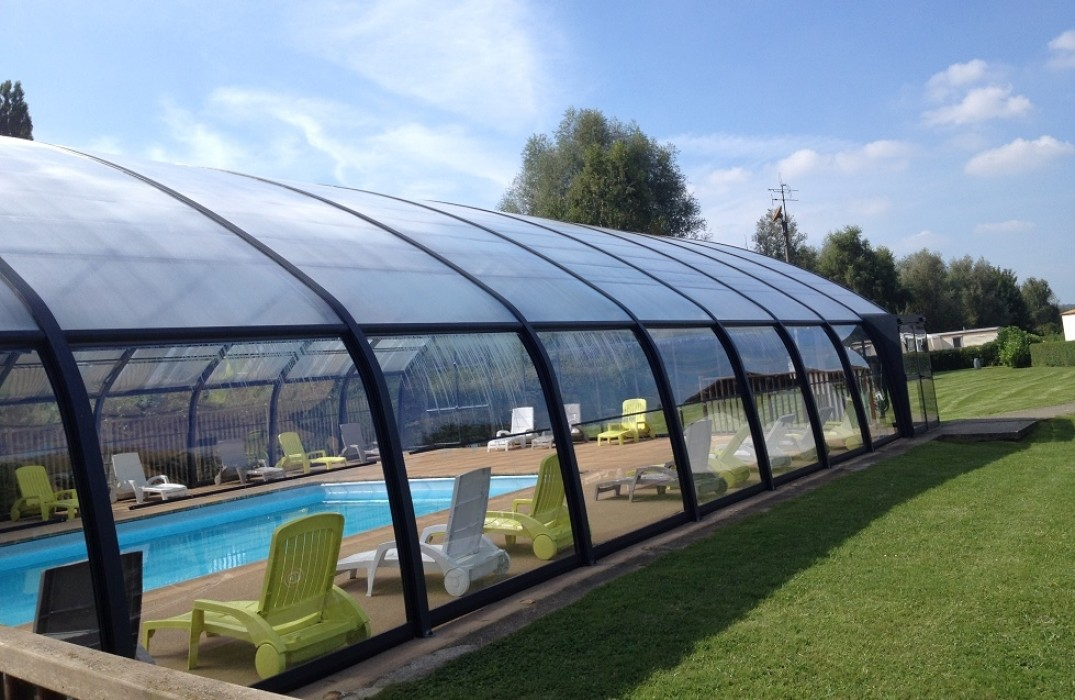 Flower camping les marguerites for Camping picardie avec piscine