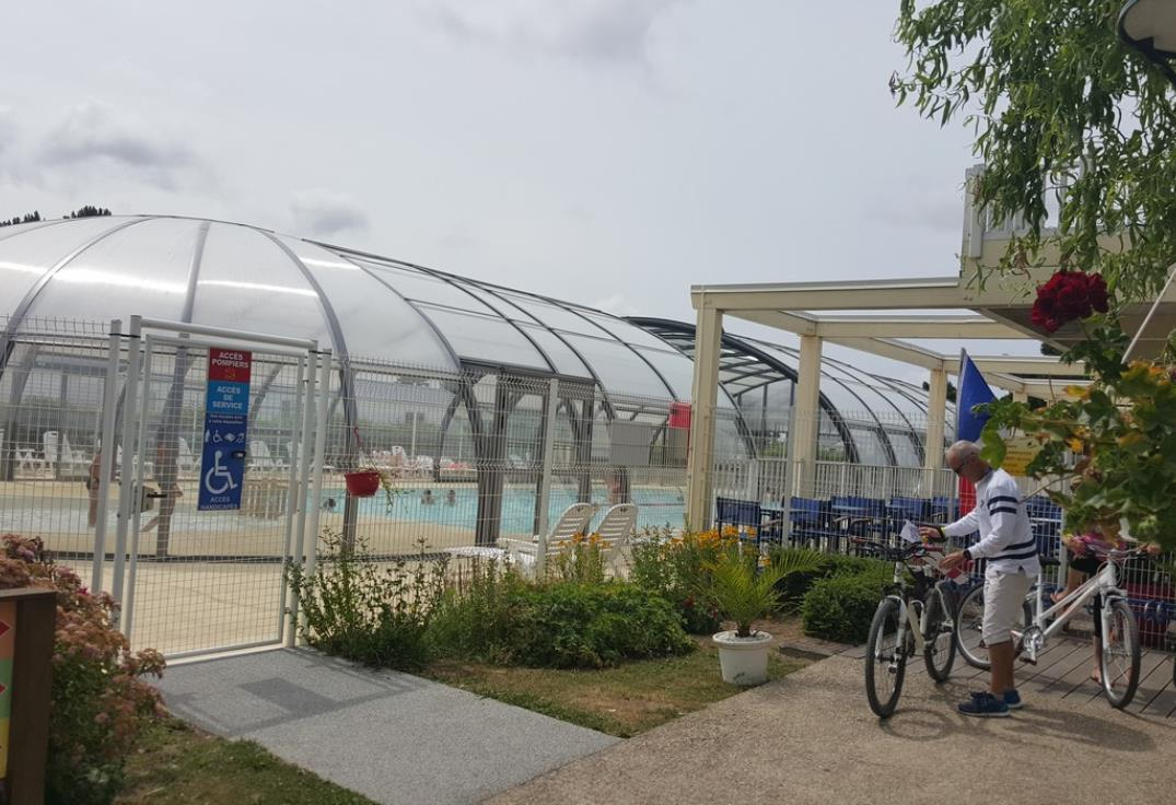 Camping le walric for Club piscine st jerome telephone