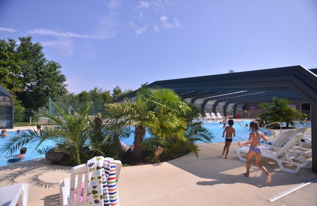 Domaine de diane for Camping picardie piscine