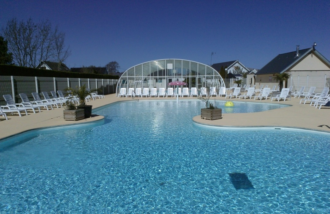 Camping le royon terrain de camping class fort mahon plage for Camping picardie avec piscine