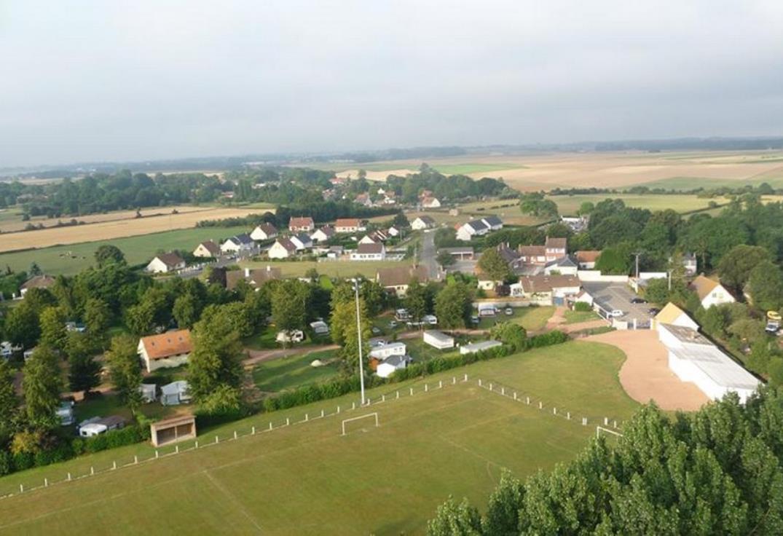 Les Aillots_vue aerienne_St Blimont_Somme_Picardie