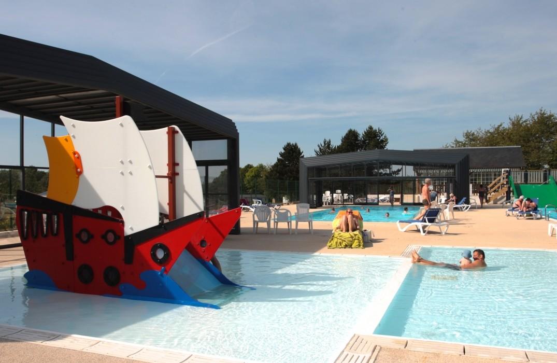Domaine du Chateau de Drancourt_piscine ludique_St Valery-sur-Somme_Somme_Picardie