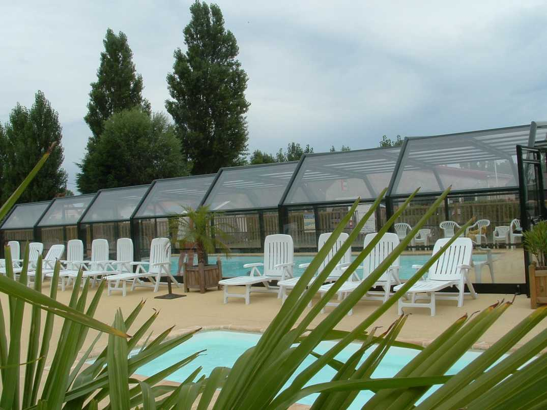 Flower camping les vertes feuilles for Camping picardie avec piscine