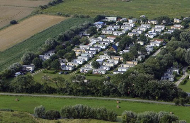 La Vieille Eglise_vue aerienne_Cayeux_Somme_Picardie