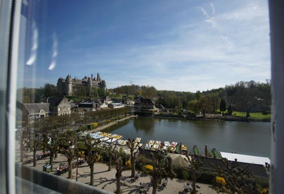 Hotel Beaudon Pierrefonds