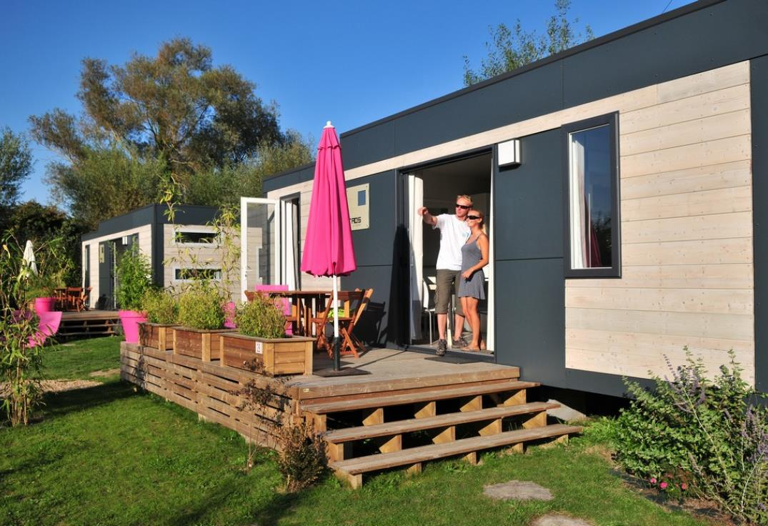 Les Aubépines_mobil home luxe_Le Crotoy_Somme_Picardie