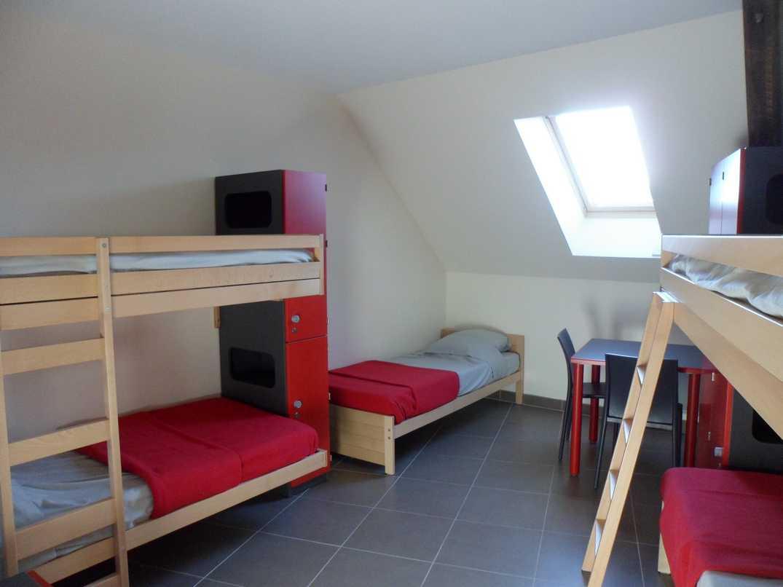 Maison familiale de vacances et de loisirs Les Rainettes_ch rouge_Sailly Le Sec_Somme_Picardie