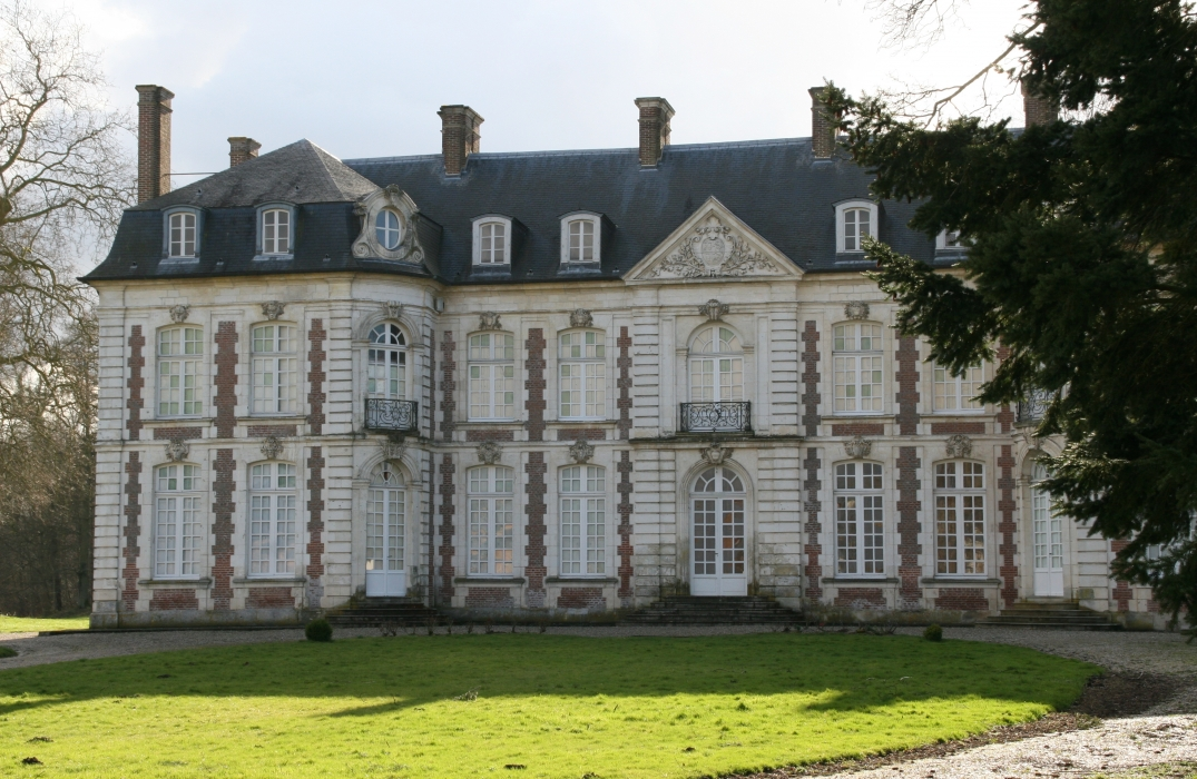 PCUPIC080FS00002_chateau_dromesnil_somme_picardie  ©CGSommePS