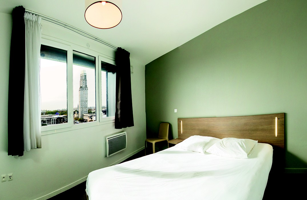 Appart City_chambre double_Amiens_Somme_Picardie