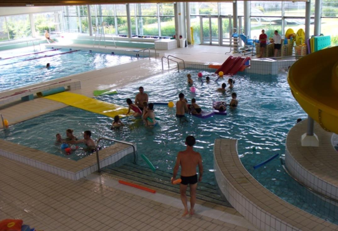 Centre aquatique calypso sorties et divertissements for Piscine coulommiers horaires
