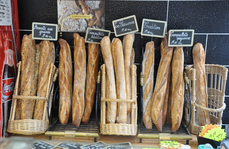 boulangerie hebert picquigny - ®Office de Tourisme Nievre & Somme