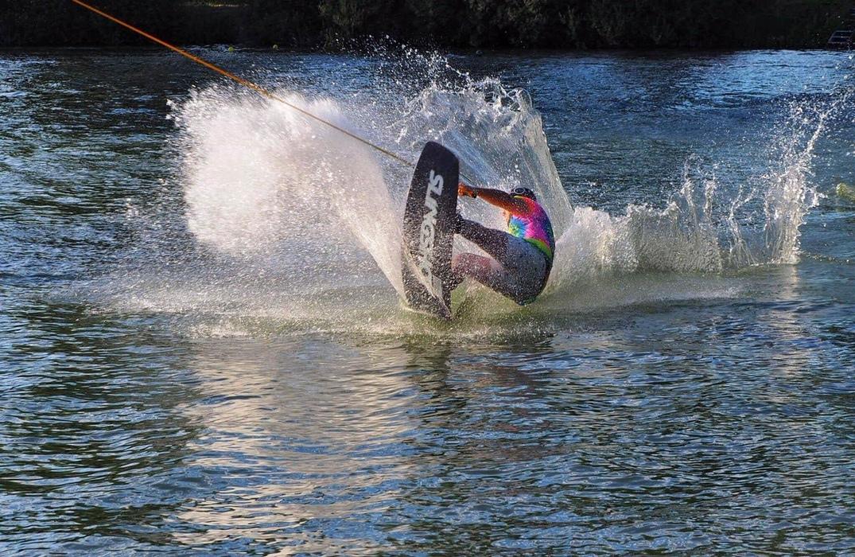 wakeboard cable park dreuil les amiens3 - ® Office de Tourisme CCNS