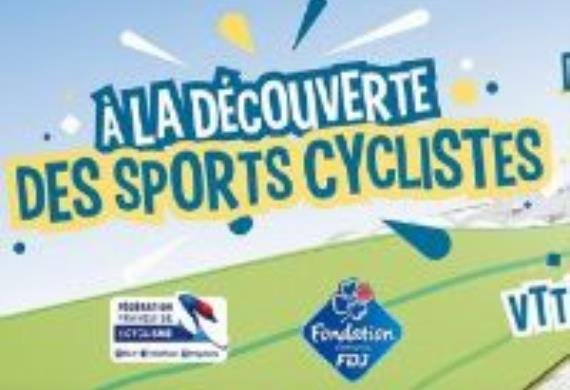 decouverte des Sports cyclistes