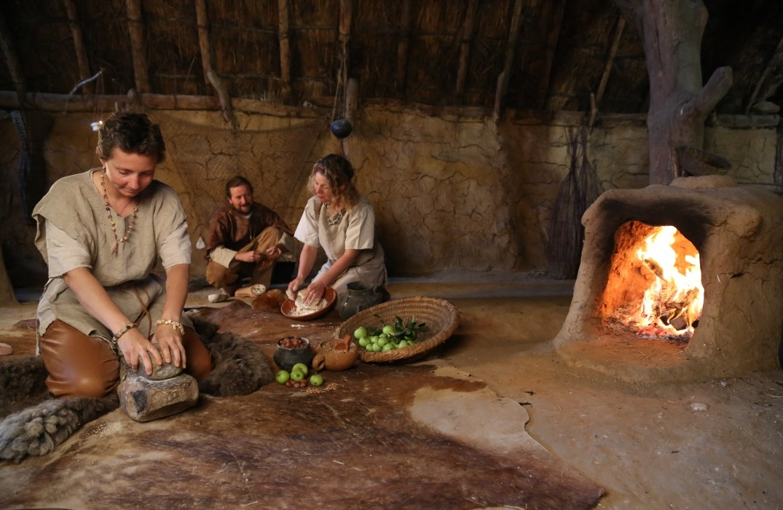 nourriture paleolithique © Samara - © Samara